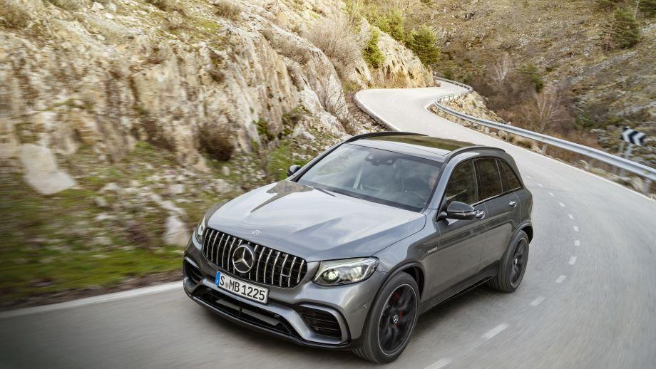 Mercedes-AMG GLC 63 4MATIC SUV
