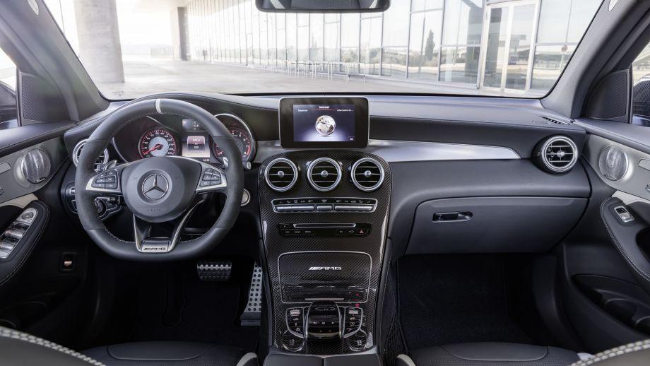 Mercedes-AMG GLC 63 4MATIC SUV Interieur