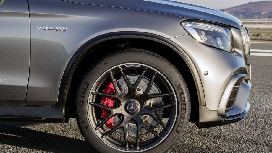 Mercedes-AMG GLC 63 4MATIC SUV Räder