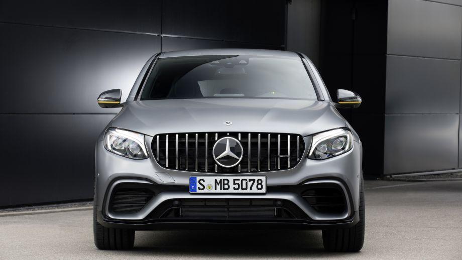 Mercedes-AMG GLC 63 4MATIC SUV Panamericana Grill