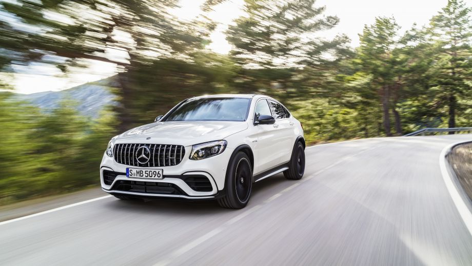 Mercedes-AMG GLC 63 4MATIC Coupé