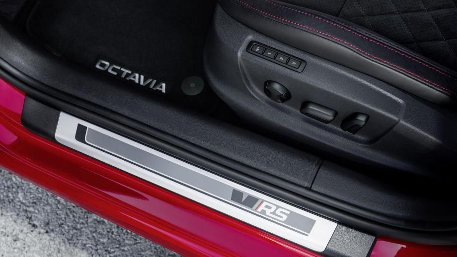 Skoda Octavia RS Limousine