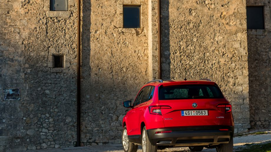 Skoda Karoq SUV