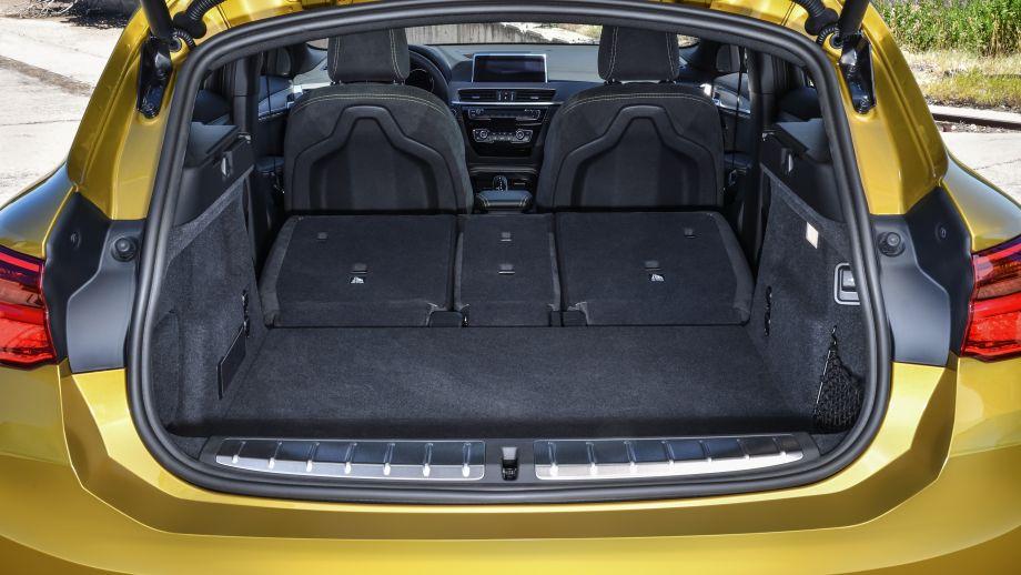 BMW X2 Kofferraum