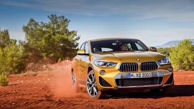 BMW X2<br/>SAC