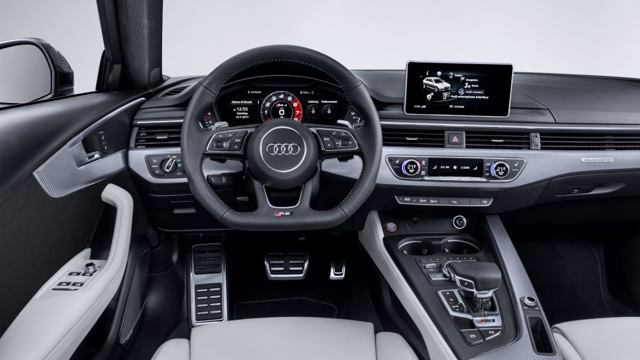 Audi RS4 Avant Interieur