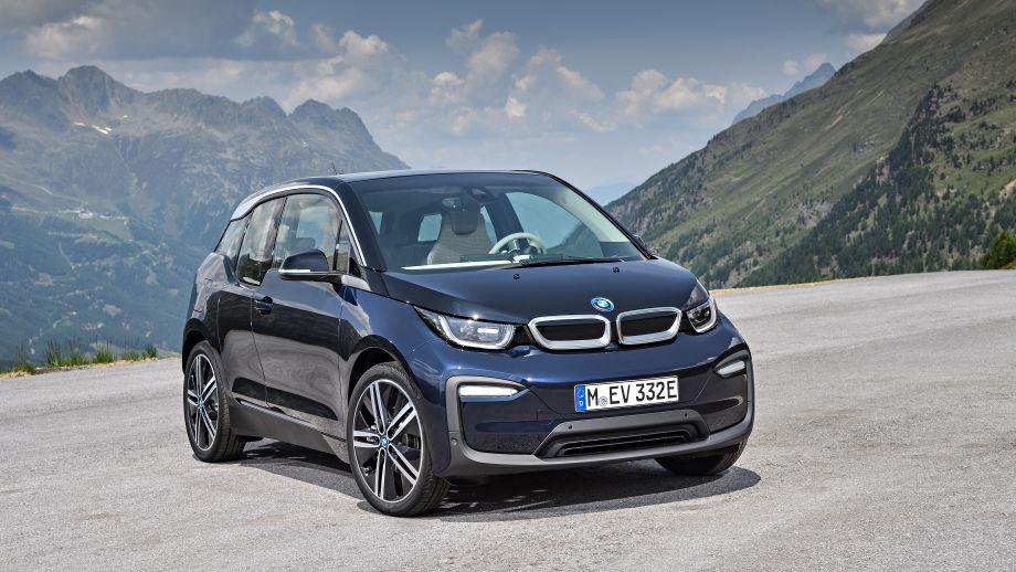 BMW i3 Front