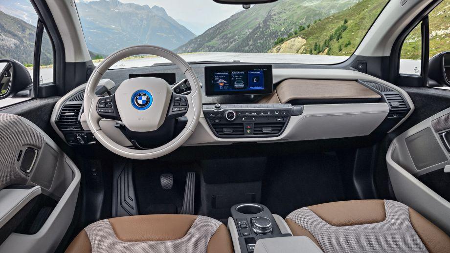BMW i3 Cockpit