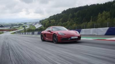 Porsche 718<br/>Cayman GTS