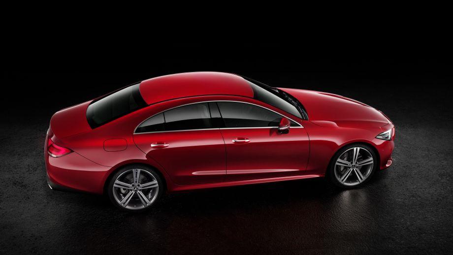 Mercedes-Benz CLS Profil