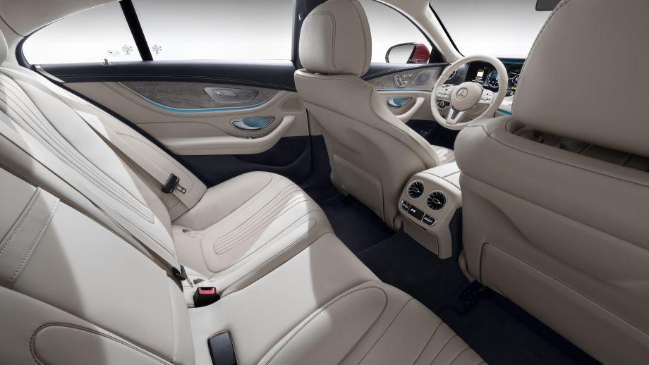 Mercedes-Benz CLS Innenraum
