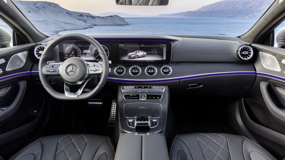 Mercedes-Benz CLS Interieur