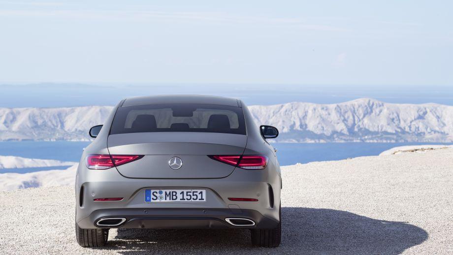 Mercedes-Benz CLS Heck