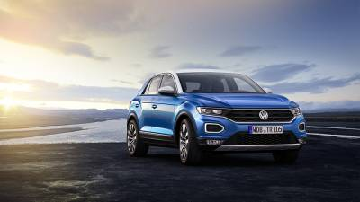 VW T-Roc<br/>SUV