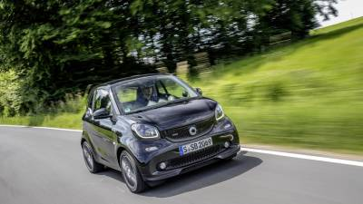 smart  Fortwo<br/>Brabus Coupé