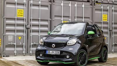 smart  Fortwo<br/>EQ Cabrio