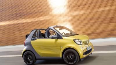 smart  Fortwo<br/>Cabrio