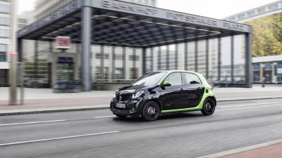 smart  Forfour<br/>EQ