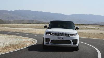 Land Rover Range Rover Sport<br/>SUV