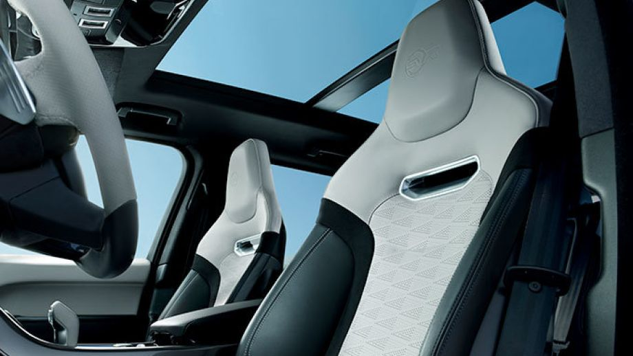 Range Rover Sport SVR Sitze