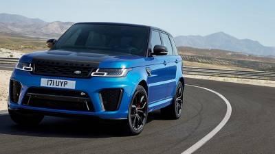 Land Rover Range Rover Sport<br/>SVR