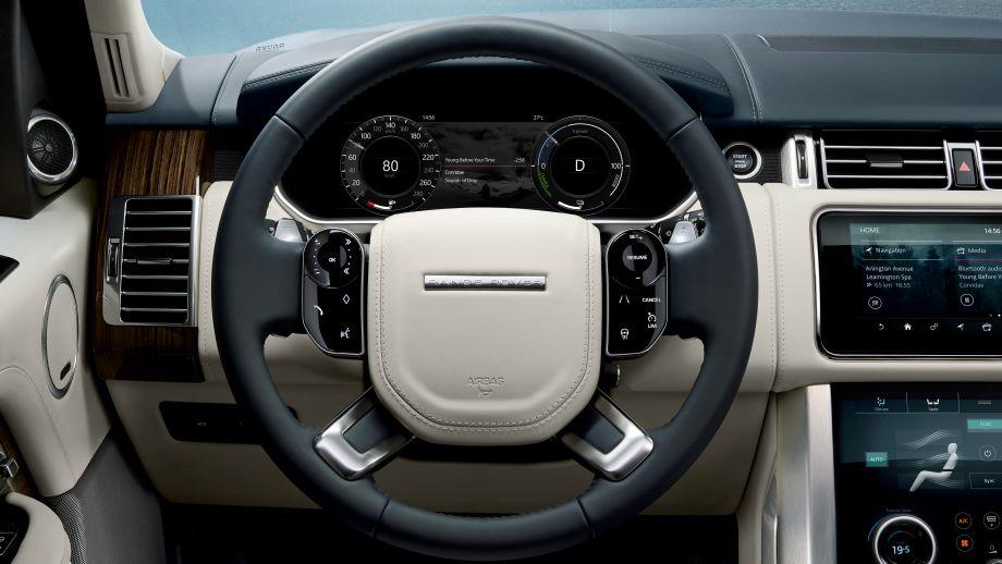 Rover Rover Lenkrad 2018