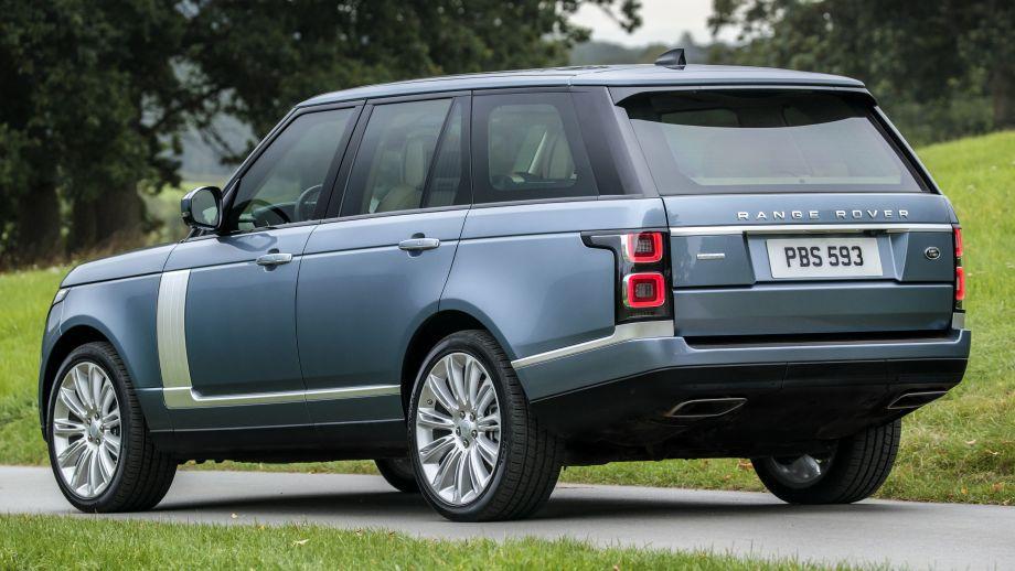 Rover Rover Heck 2018