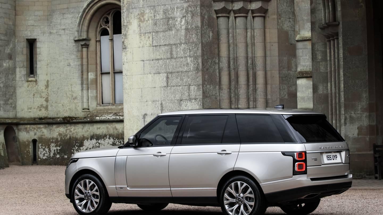 2017 Land Rover Range Rover Sport 5.0 L V8 Supercharged >> Land Rover Range Rover Langversion