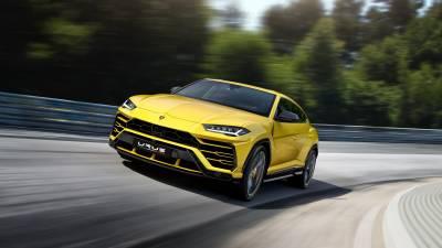 Lamborghini Urus<br/>SUV