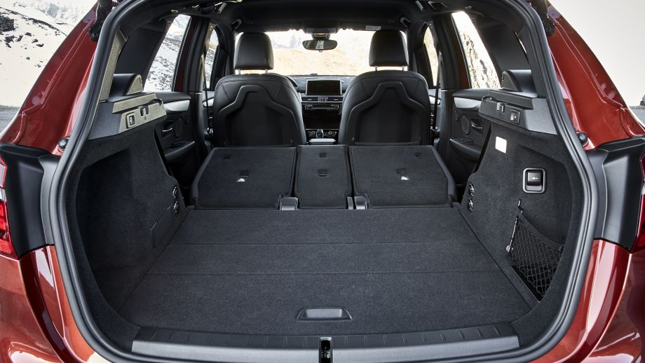 BMW 2er Active Tourer Kofferraum