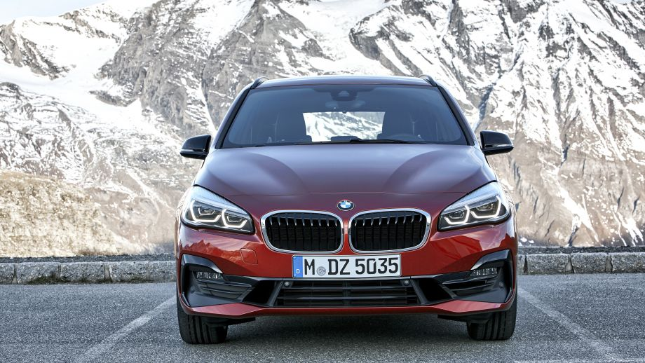 BMW 2er Active Tourer Front