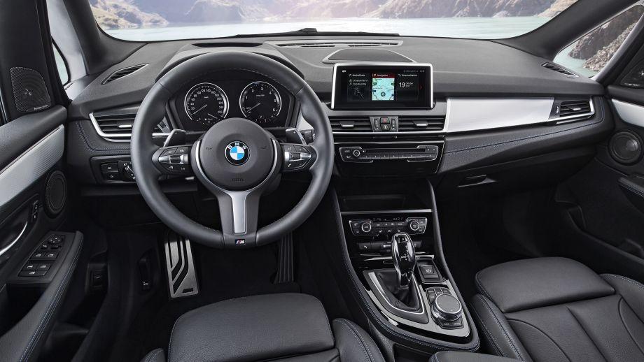 BMW 2er Gran Tourer Interieur
