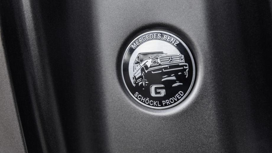 G-Klasse 2018 G500 Schöckl