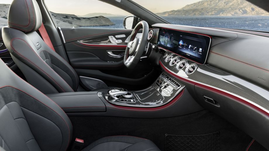 Mercedes-AMG CLS 53 4MATIC+ Interieur