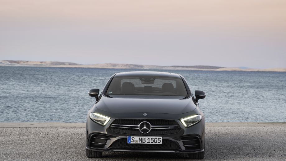 Mercedes-AMG CLS 53 4MATIC+ Front