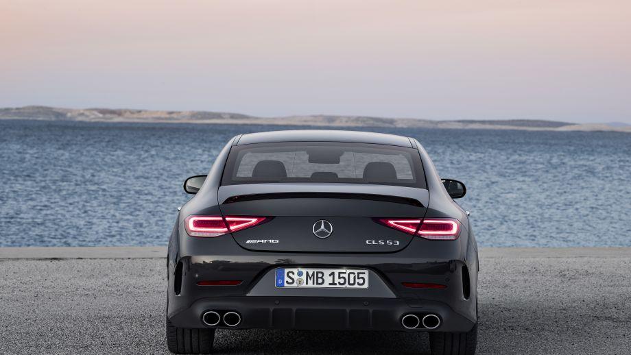 Mercedes-AMG CLS 53 4MATIC+ Heck