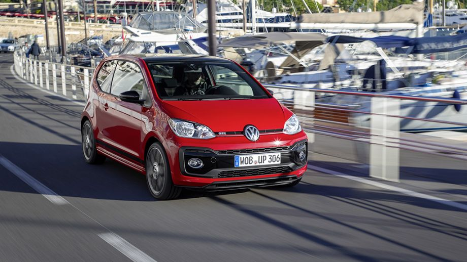 VW up! GTI rot Front