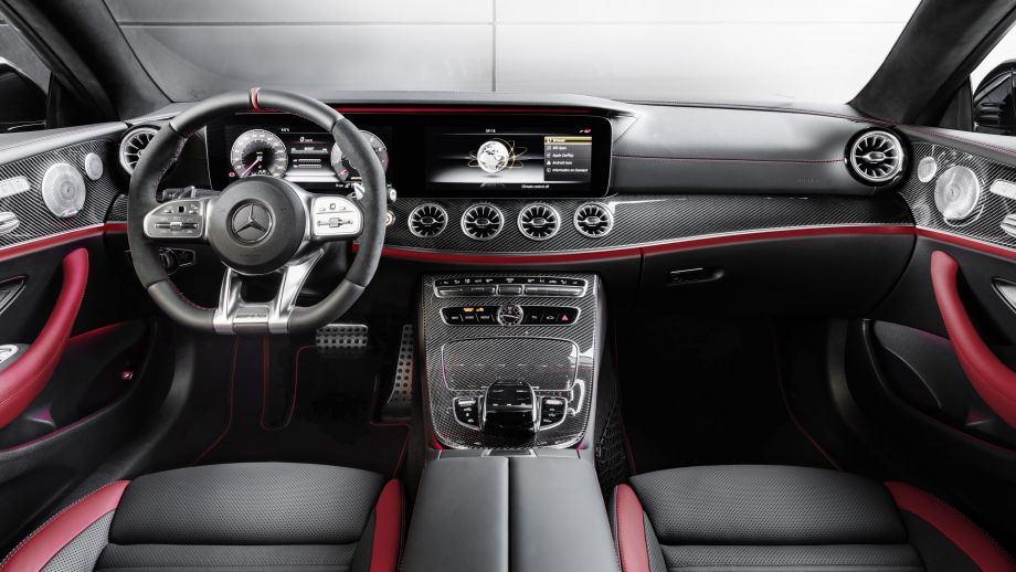 Mercedes-AMG E53 4MATIC+ Interieur