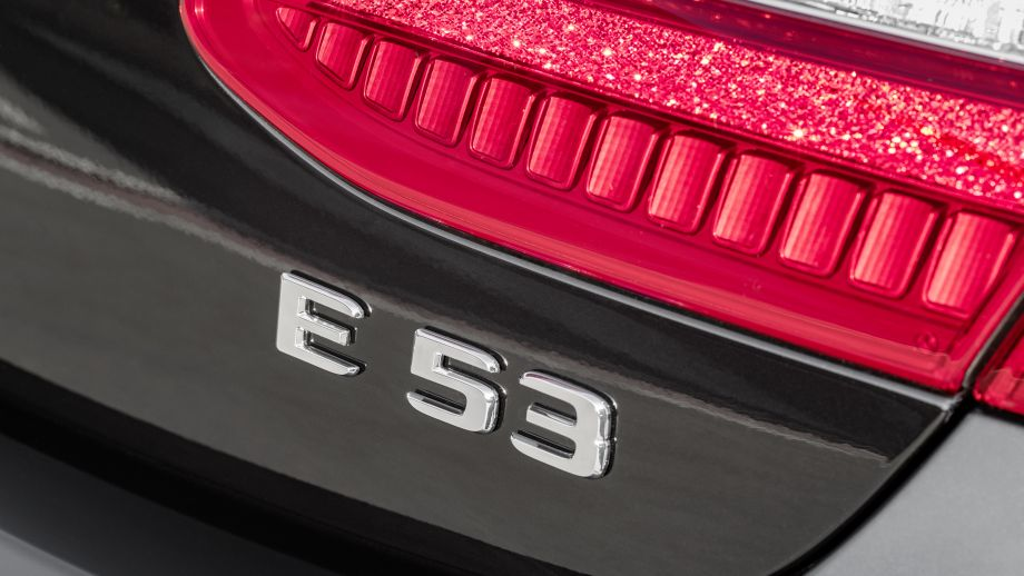 Mercedes-AMG E53 4MATIC+  Logo