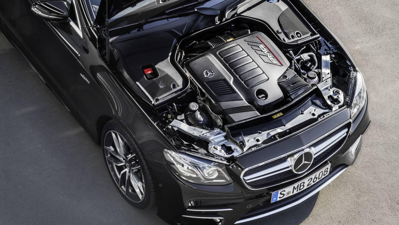 Mercedes Benz E Klasse E53 Amg Cabriolet