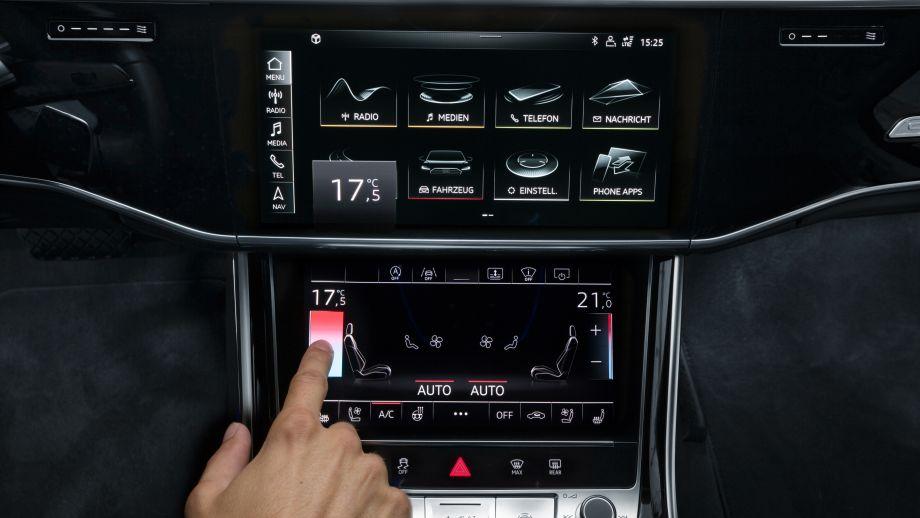 AUDI A8 L Limousine Lang