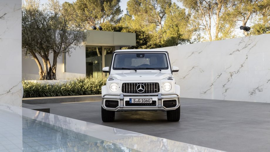 Mercedes-AMG G63 2018 Panamericana Grill