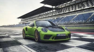 Porsche 911<br/>GT3 RS