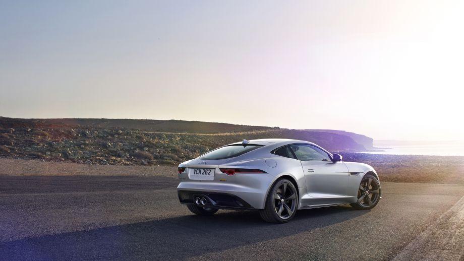 Jaguar F-Type Heck