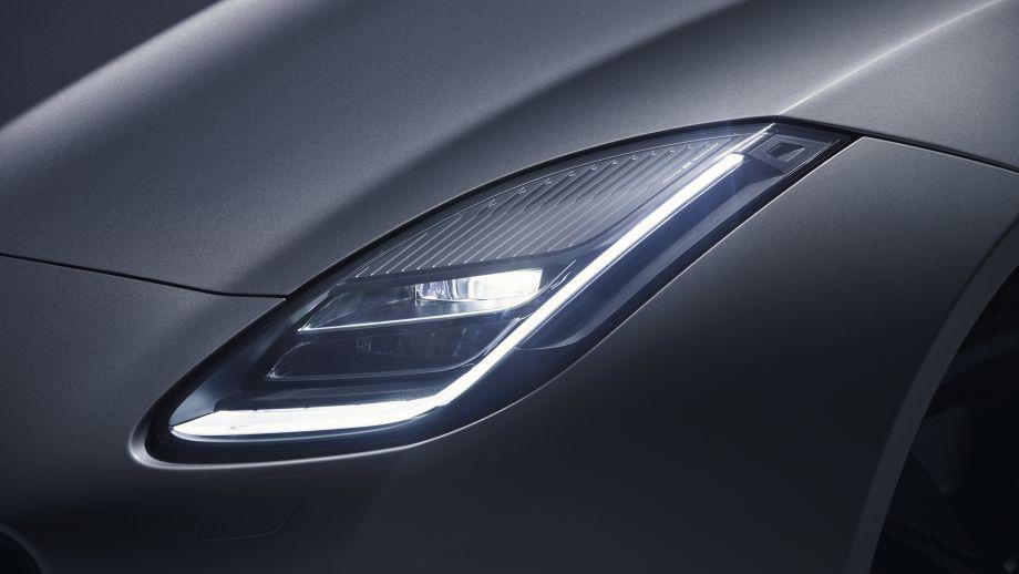 Jaguar F-Type LED