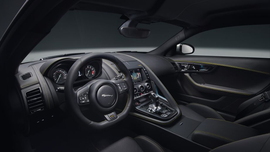Jaguar F-Type Interieur