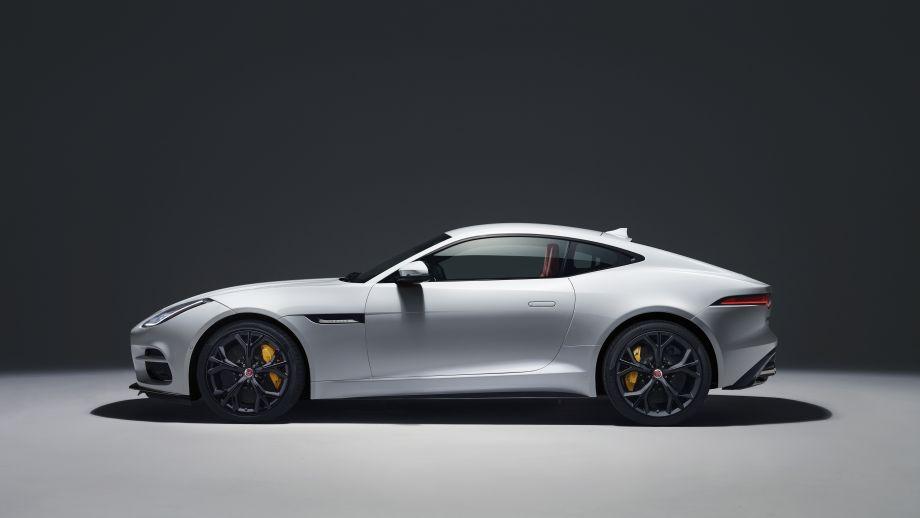 Jaguar F-Type R Front