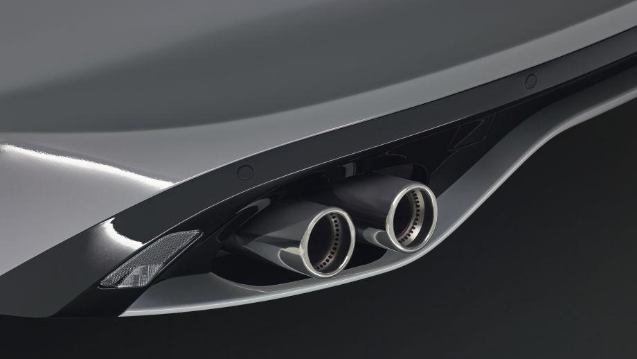 Jaguar F-Type R Abgasanlage