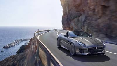 Jaguar F-Type<br/>Convertible