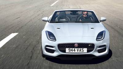 Jaguar F-Type<br/>R Convertible